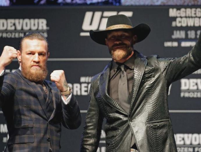 Conor McGregor Cerrone: What does UFC 246 US, is event,