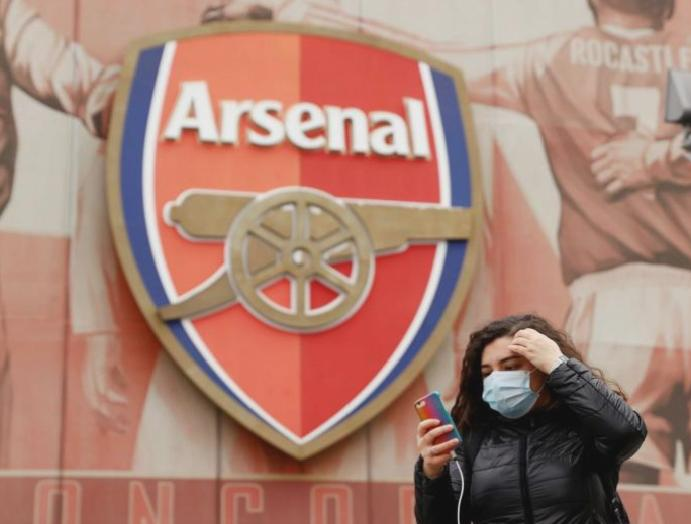 Coronavirus: Arsenal £100k pandemic