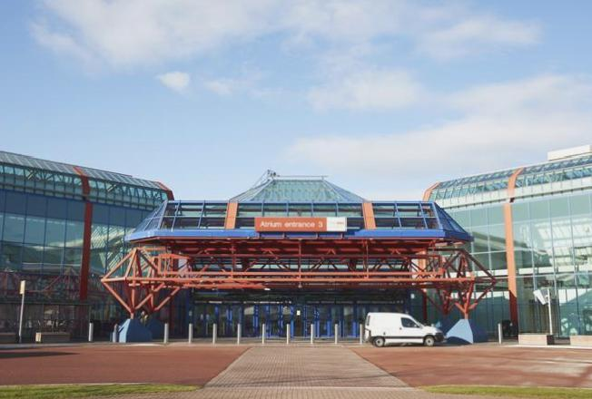 Coronavirus: Birmingham NEC 'stands equipped' UK