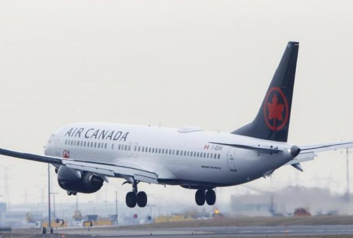Coronavirus: Canadian airlines sued refusing refund cancelled flights