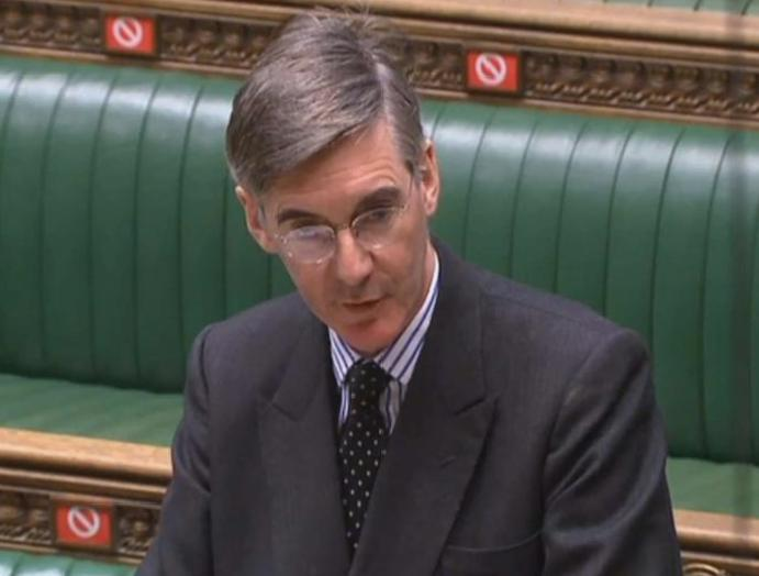 Coronavirus: Commons resisting Rees-Mogg MPs Westminster