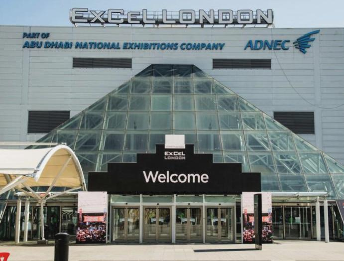 Coronavirus: Emergency London's ExCel Centre