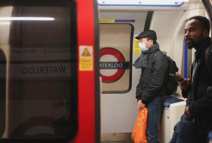 Coronavirus: Full London Underground stations lockdown