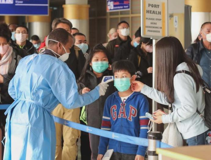 Coronavirus: Hundreds quarantined UK evacuated Wuhan