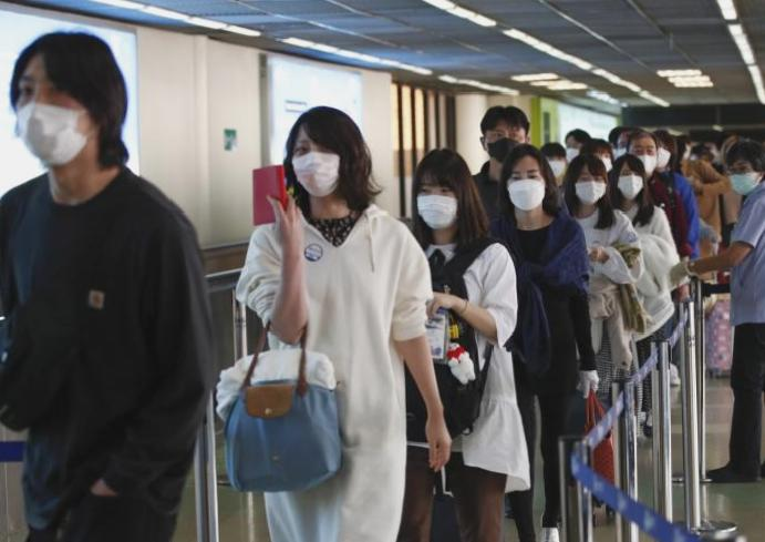 Coronavirus: Is an infected is Asia?