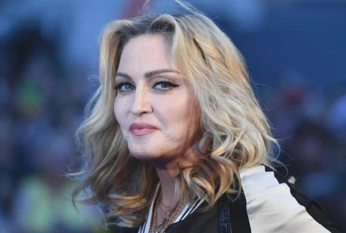Coronavirus: Madonna appears distancing rules photographer's