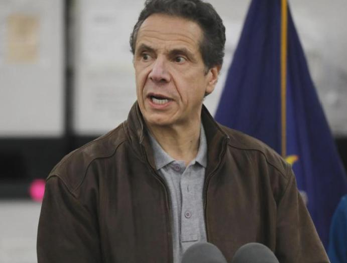 Coronavirus: New York has 'exhausted option' outbreak, says Cuomo cases days