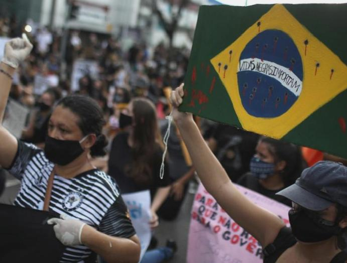 Coronavirus: Pandemic 'not over', warns WHO Brazil reports deaths
