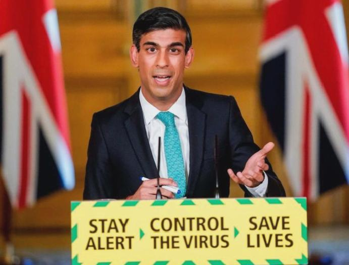 Coronavirus: Rishi Sunak 'exceptionally high' bailouts giants