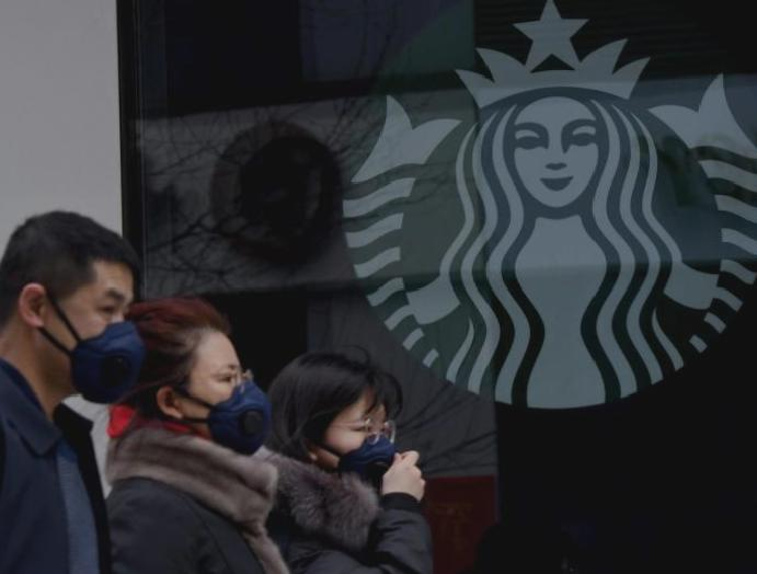 Coronavirus outbreak: Starbucks closes stores China