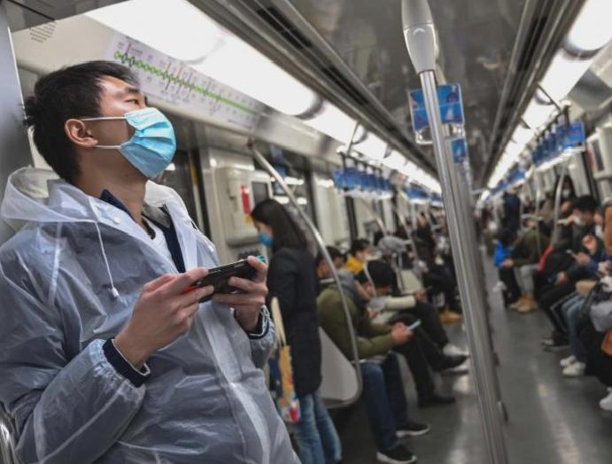 Coronavirus outbreak causes China greenhouse emissions