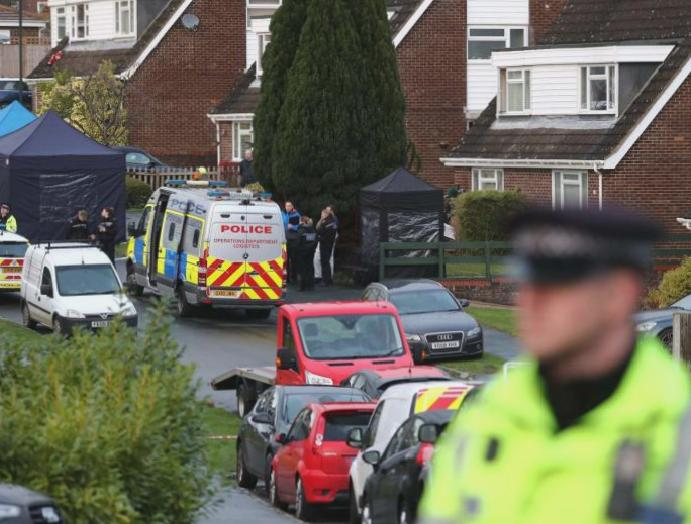 Crawley Down stabbings: Police probe women killed 'knife attack' Sussex
