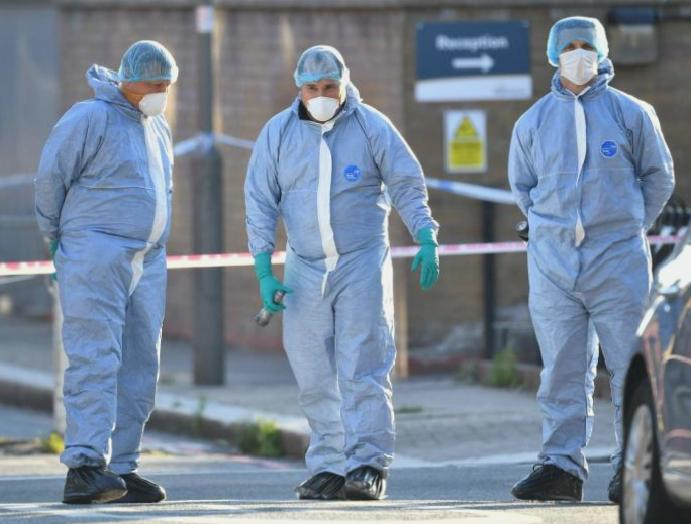 Croydon stabbing: 60-year-old knifed London