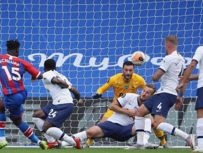 Crystal Palace Tottenham LIVE: Result Premier League fixture