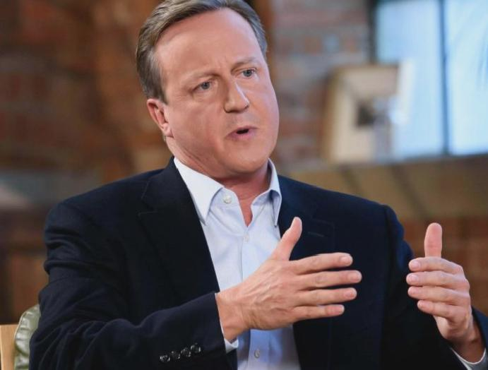 David Cameron has earned £1.6m Brexit