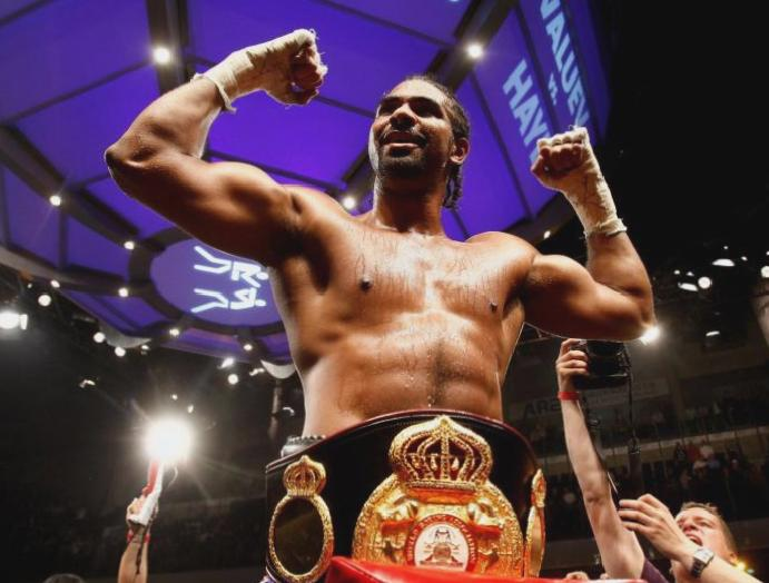 David Haye: 'Injury gets lonely, it's moving on'