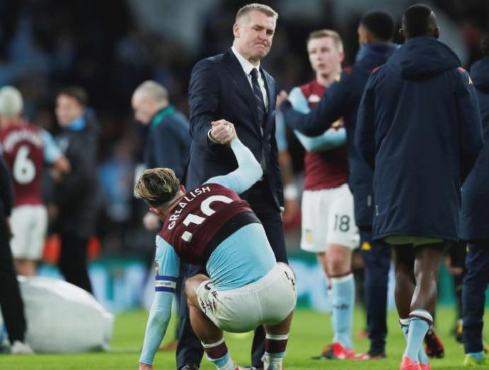 Dean Smith: Aston Villa entering pivotal Premier League