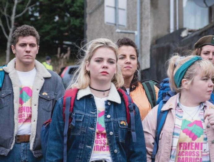 Derry Girls review: A triumphant exuberant Channel 4 sitcom