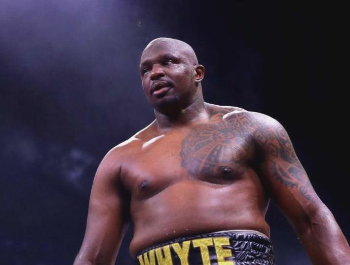 Dillian Whyte doubts Tyson Fury claims 'break down' WBC met