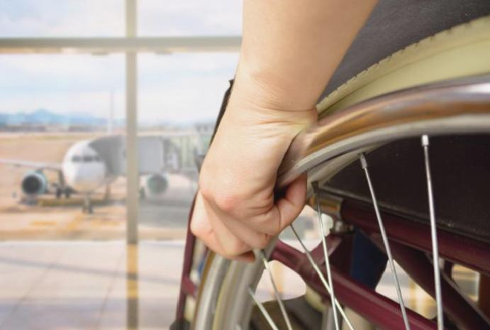 Disabled passengers 'humiliated' travelling UK airports