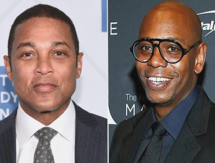 Don Lemon agrees Dave Chappelle's George Floyd comments Netflix