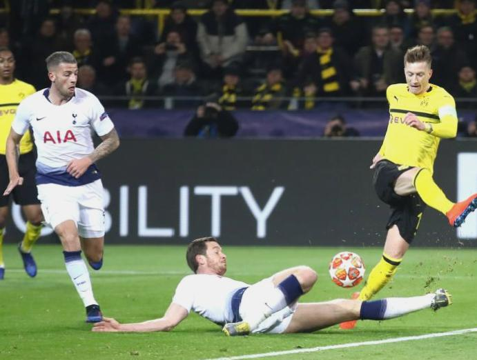 Dortmund Tottenham LIVE: Stream, score, goals latest Champions League