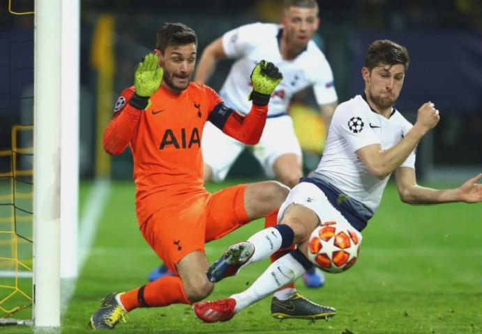 Dortmund Tottenham, ratings: Hugo Lloris Jan Vertonghen Spurs Champions League