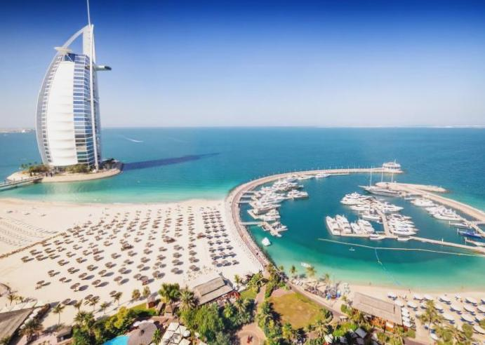 Dubai hotels: 10 places