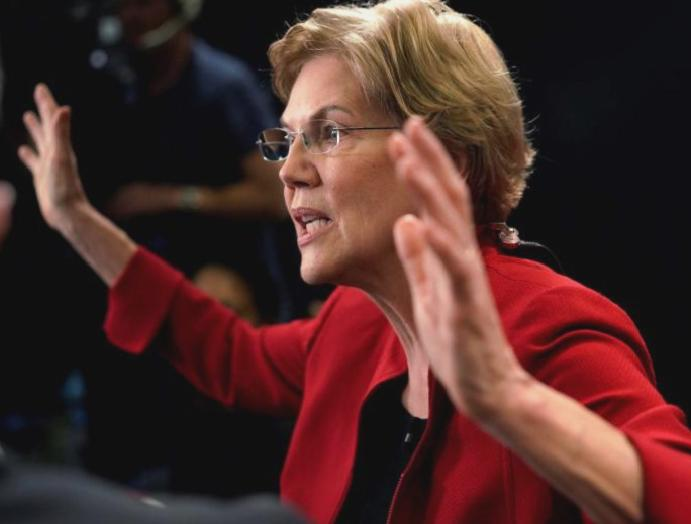 Elizabeth Warren 'disappointed' Bernie Sanders' attacking having 'highly educated, affluent' supporters