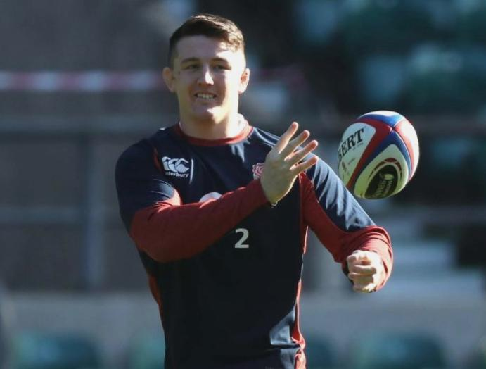 England Wales: Tom Curry Mark Wilson Six Nations breakdown