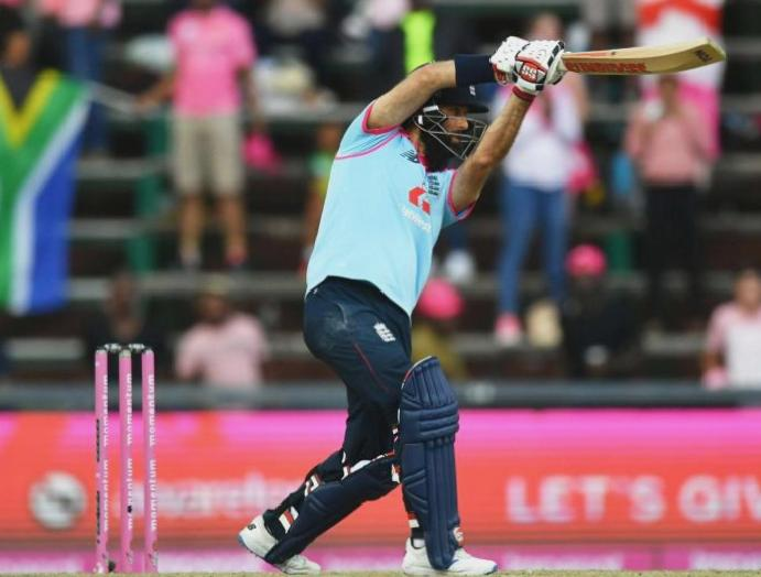 England wobble ODI South Africa