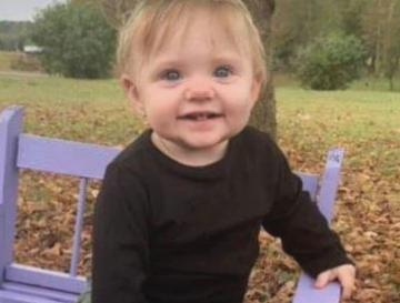 Evelyn Mae Boswell: Missing Tennessee toddler's remains believed relative's