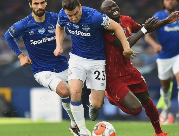 Everton players futures, says Seamus Coleman