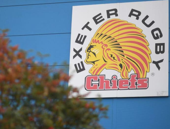 Exeter Chiefs 'highly respectful' logo protests 'Big Chief' mascot