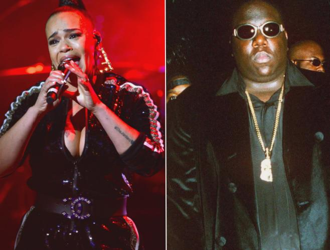 Faith Evans condemns Lifetime Notorious BIG