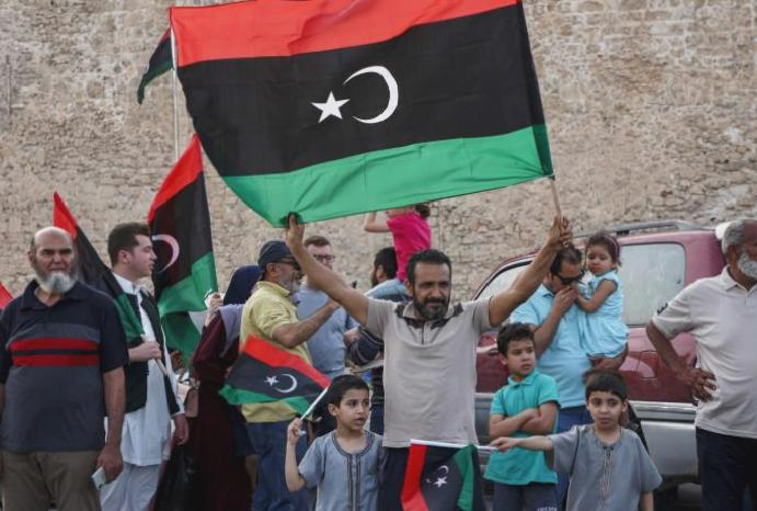 Fears revenge attacks general's forces stronghold Libya