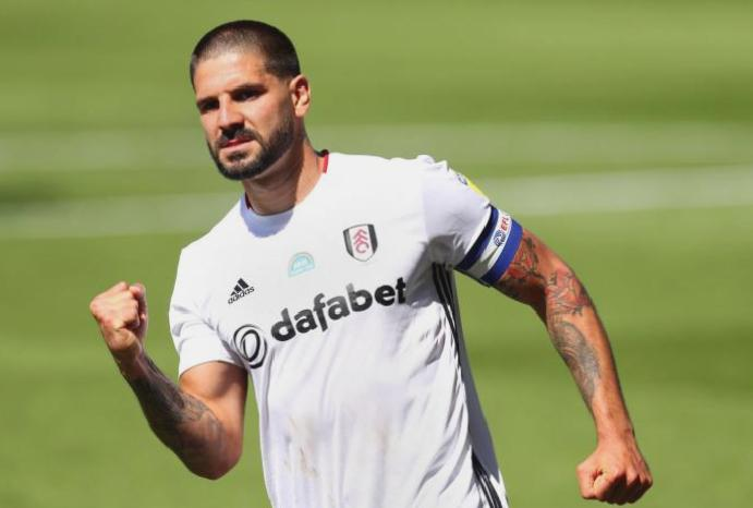 Fulham Scott Parker staying tight-lipped Aleksandar Mitrovic play-off