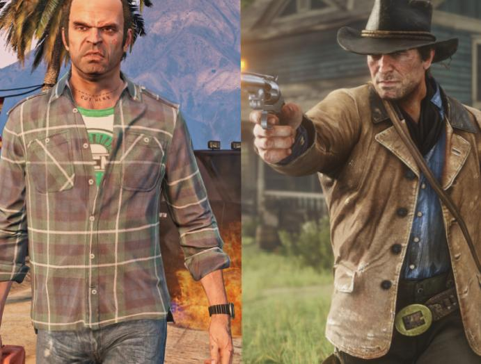 GTA 5: Fans unearth Grand Theft Auto V Easter eggs teasing Red Dead Redemption