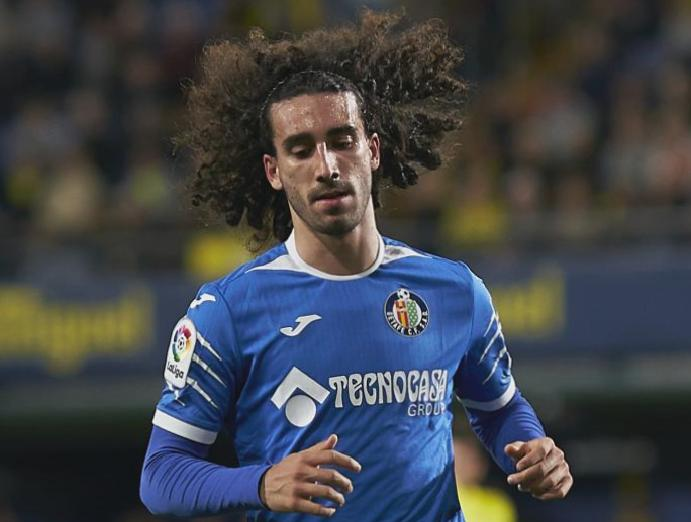 Getafe Marc Cucurella denies using racist Real Madrid's Eder Militao