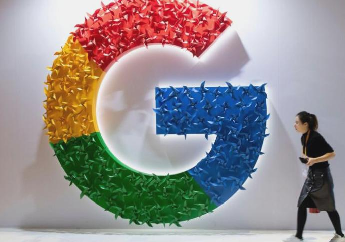 Google says results outcry