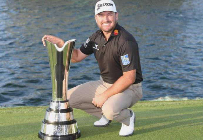 Graeme McDowell boosts Ryder Cup hopes Saudi International