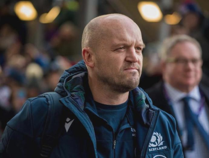 Gregor Townsend responds Finn Russell suggests Scotland is pipeline