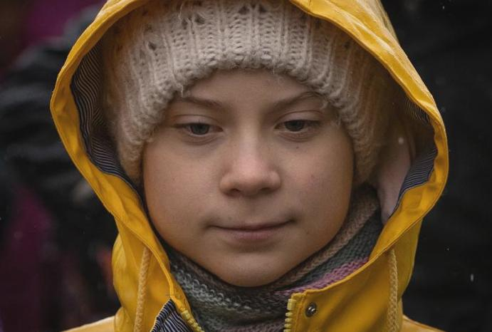 Greta Thunberg says it's 'extremely likely' has coronavirus