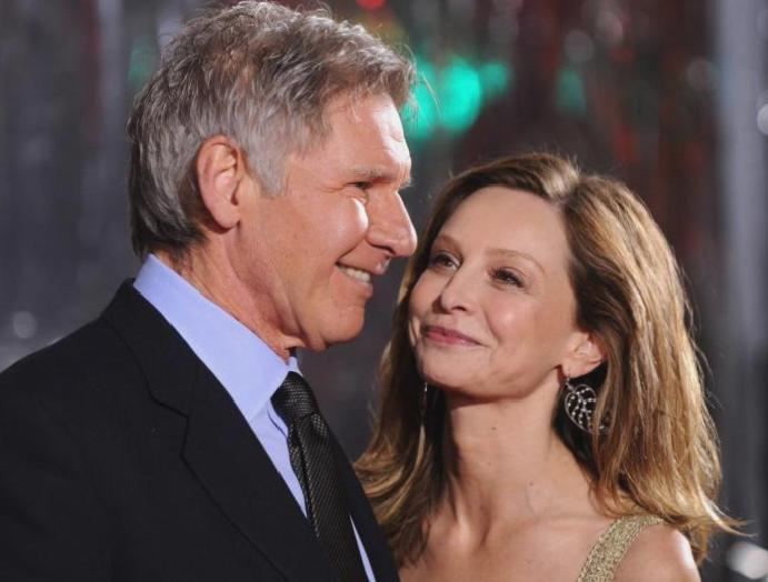 Harrison Ford shares long-lasting Calista Flockhart