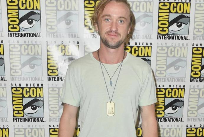 Harry Potter's Tom Felton is charging fans $288 personalised messages