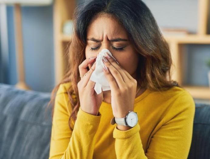 Hay coronavirus: How allergies Covid-19 symptoms