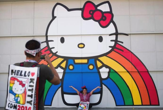 Hello Kitty movie: Animated heading Hollywood adaption