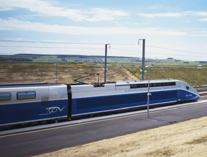 High-speed trains London Bordeaux planned years
