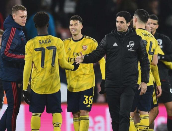 How Mikel Arteta is bringing Arsenal's 'passing way' Bournemouth