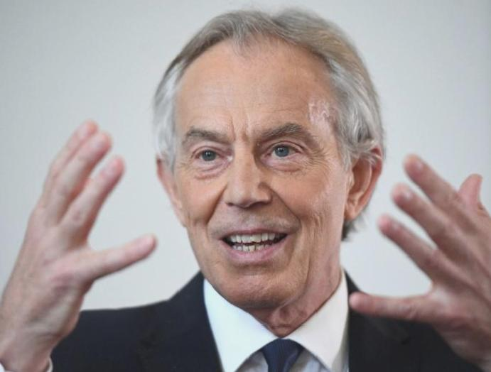 If has taken Labour completely, is Tony Blair member?